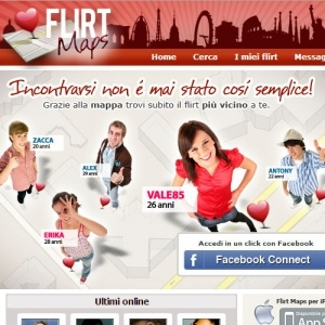 Flirtmaps